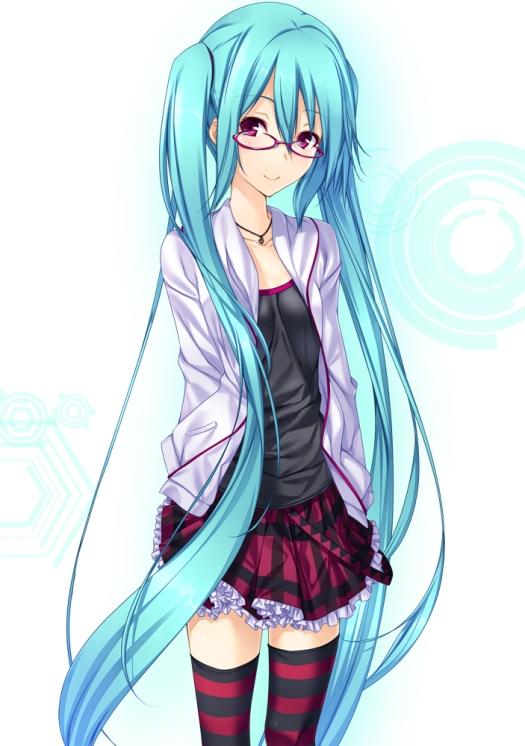 Hatsune-Miku-vocaloid